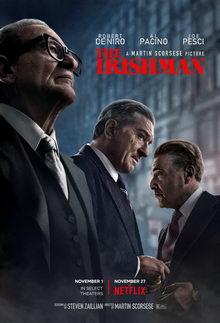 постер к фильму Ирландец (2019)