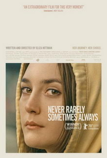 фильм Никогда, редко, иногда, всегда (2020)