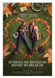 плакат к фильму 10 свиданий (2020)