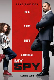 фильм Мой шпион (2020)