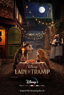 постер к фильму Леди и Бродяга (2019)