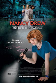 постер к фильму Нэнси Дрю и потайная лестница (2019)
