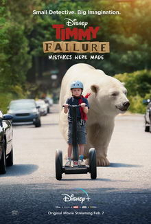 афиша к фильму Тимми Фейл: Допущены ошибки (2020)