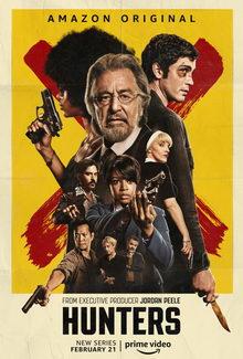 постер к сериалу Охотники (2020)