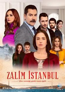 постер к сериалу Жестокий Стамбул (2019)