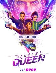 постер к сериалу Бродячая королева (2020)