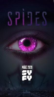 афиша к сериалу Спайды (2020)