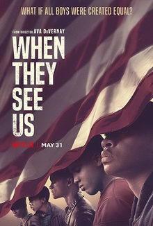 постер к сериалу Когда они нас увидят (2019)